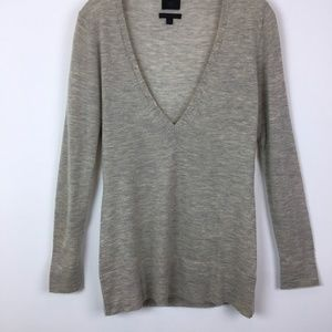 BR Banana Republic 100% Italian Cashmere sweater M